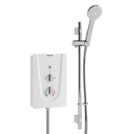 Bristan Smile Electric Shower White
