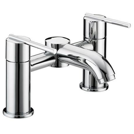 Bristan Blade Contemporary Bath Filler - Chrome - BL-BF-C