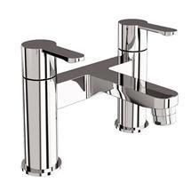 Britton Bathrooms - Crystal bath filler - CTA6 Medium Image