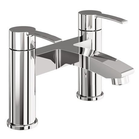 Britton Bathrooms - Sapphire bath filler - CTA15