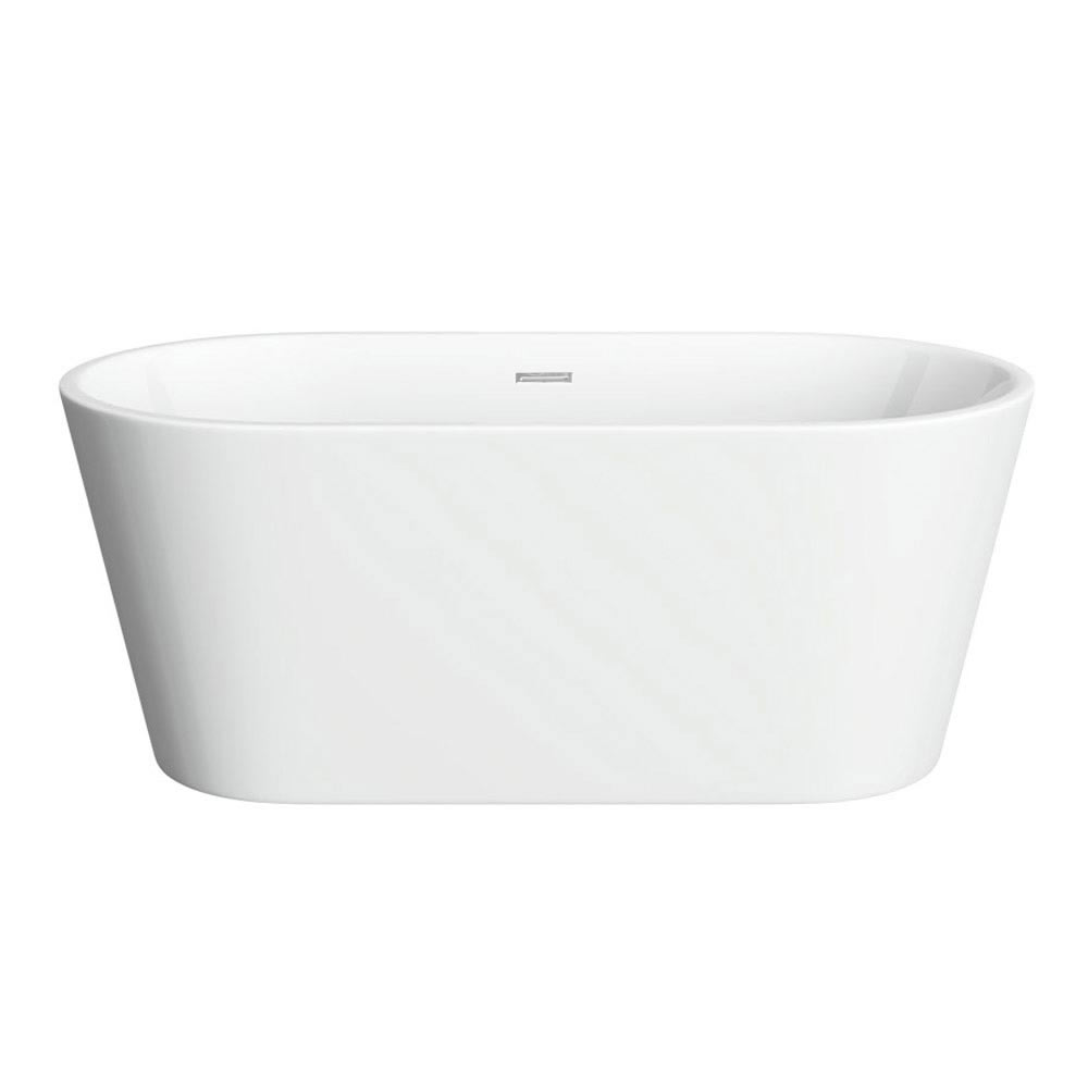 Windsor Brooklyn 1500 x 750mm Small Double Ended Free Standing Bath profile large image view 3
