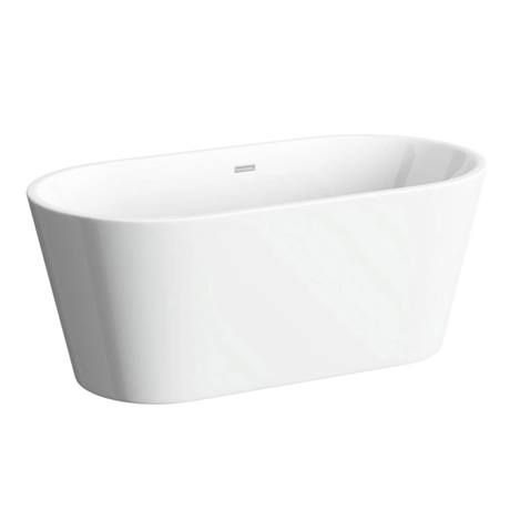 Windsor brooklyn 1500 x 750mm double ended freestanding bath for Small baths 1500