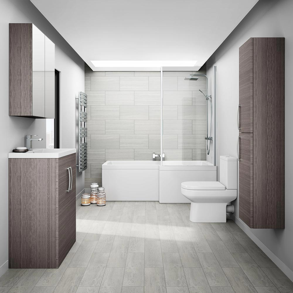 Grey Bathroom Designs grey bathroom designs Brooklyn Grey Bathroom Furniture The Ultimate Guide To Grey Bathrooms