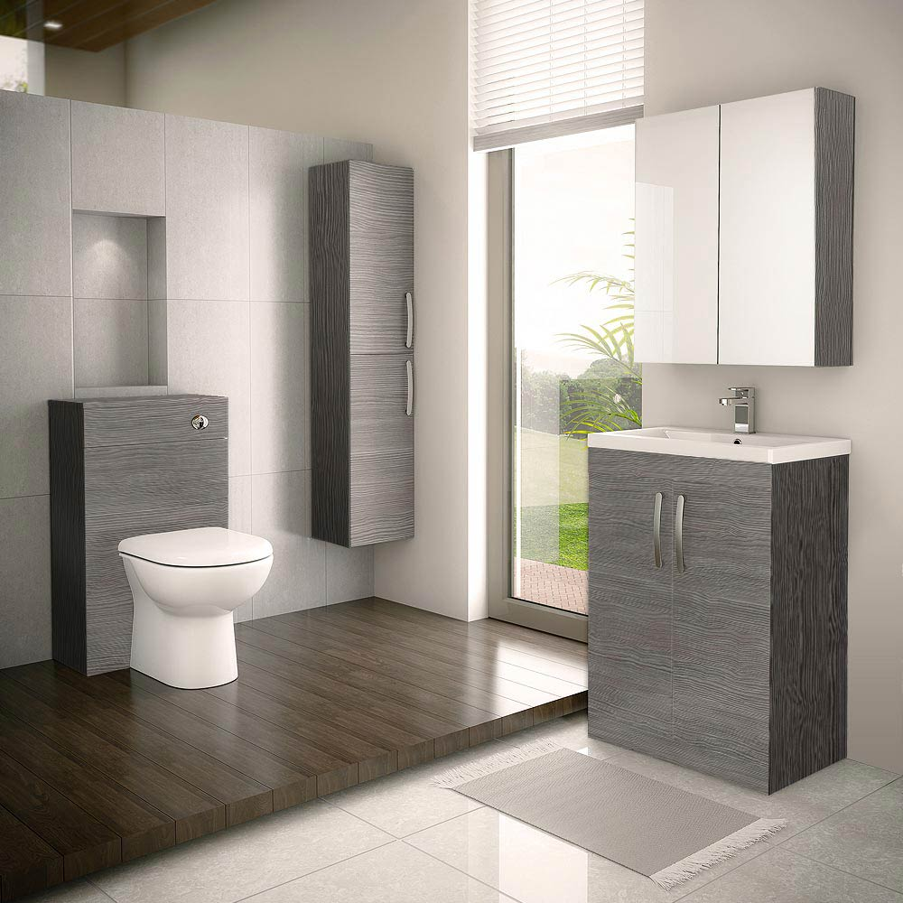 Brooklyn Coordinated Bathroom Furniture | 6 Creative Bathroom Furniture Ideas