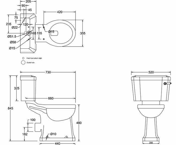 standard toilet dimensions uk. Wc Stnder Beautiful Ideal Standard Tempo Close Coupled Toilet T Awesome Dimensions Gallery  Joshkrajcik Us Joshkrajcik