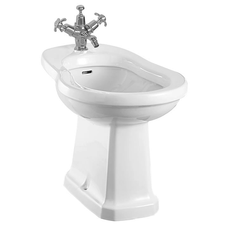 Burlington Traditional Bidet - P4 Large Image