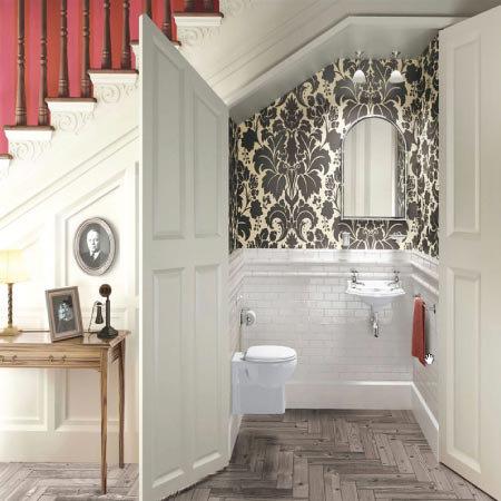 10 Cloakroom Bathroom Design Ideas