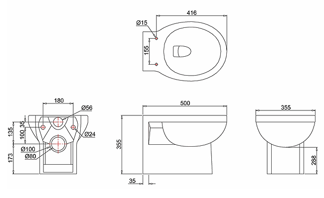standard toilet dimensions from wall. Amazing Standard Toilet Dimensions From Wall Photos Photo  Of A Images