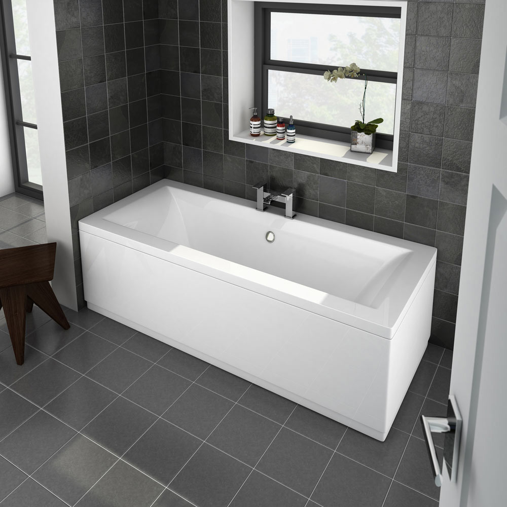 Buxton Premiercast Double Ended Bath Victorian Plumbing Uk