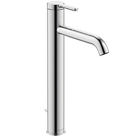 Duravit C.1 XL-Size Single Lever Basin Mixer - Chrome - C11040001010