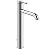 Duravit C.1 XL-Size Single Lever Basin Mixer with Pop-up Waste - Chrome - C11040001010 profile small image view 1