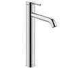 Duravit C.1 XL-Size Single Lever Basin Mixer - Chrome - C11040002010 profile small image view 1