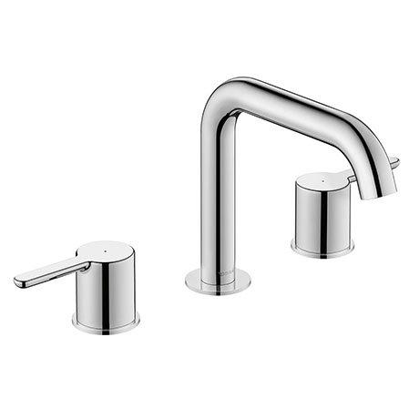 Duravit C.1 3-Hole Long Spout Basin Mixer - C11060004010