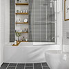 Cast 1685 x 685 Space Saving Bath (Inc. Front Panel) profile small image view 1