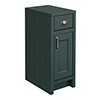 Chatsworth Green Cupboard Unit 300mm Wide x 435mm Deep profile small image view 1