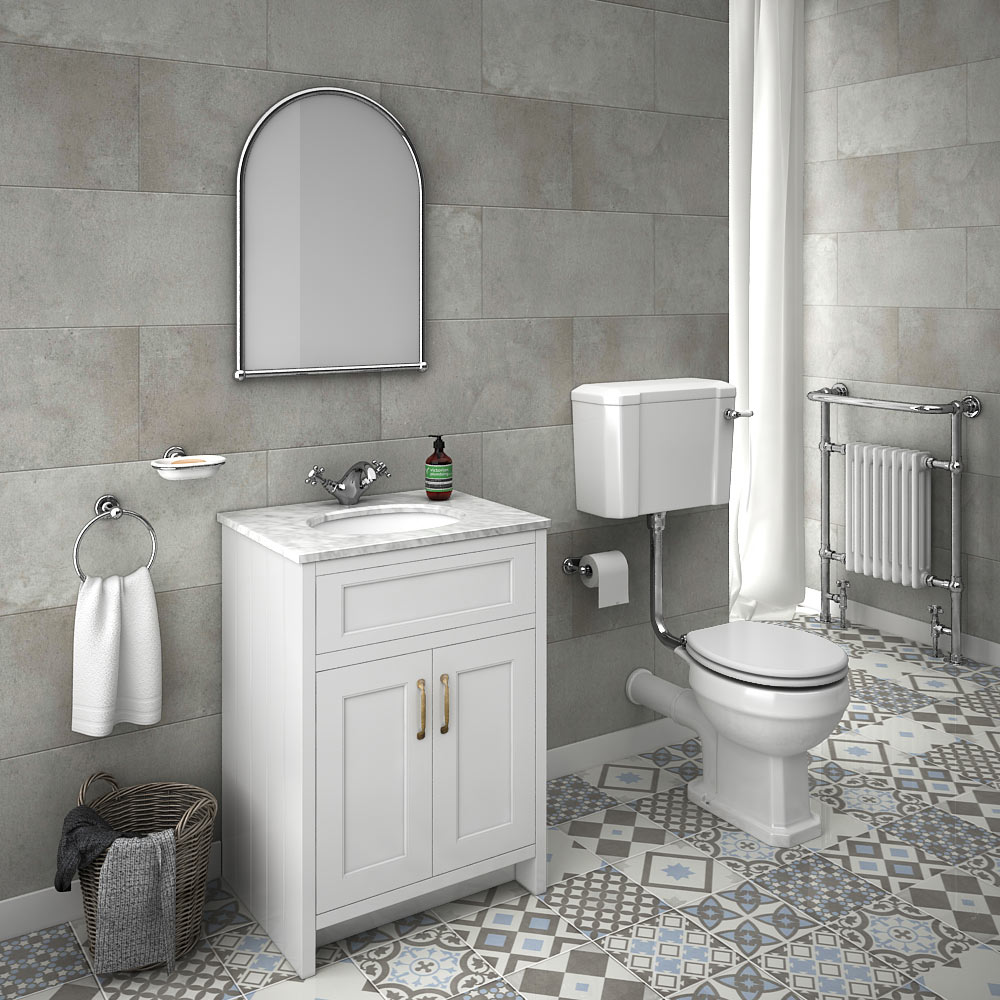 5 bathroom tile ideas for small bathrooms victorian plumbing for Tile for small bathroom