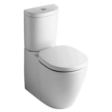 Ideal Standard Concept Arc AquaBlade Close Coupled Back to Wall Toilet