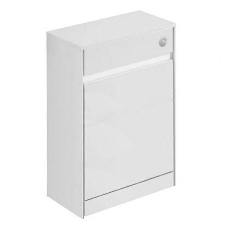 Ideal Standard Concept Air 600mm Back to Wall WC Unit - Gloss White/Matt White