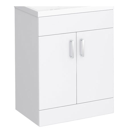 Turin 600mm Vanity Cabinet (excluding Basin)