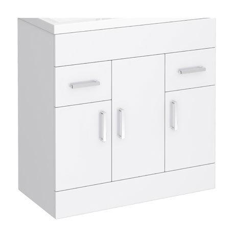 Toreno 800mm Vanity Cabinet (excluding Basin)