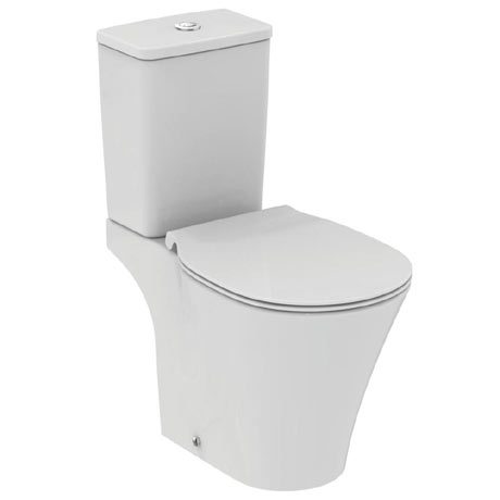 Ideal Standard Concept Air Cube AquaBlade Close Coupled Toilet