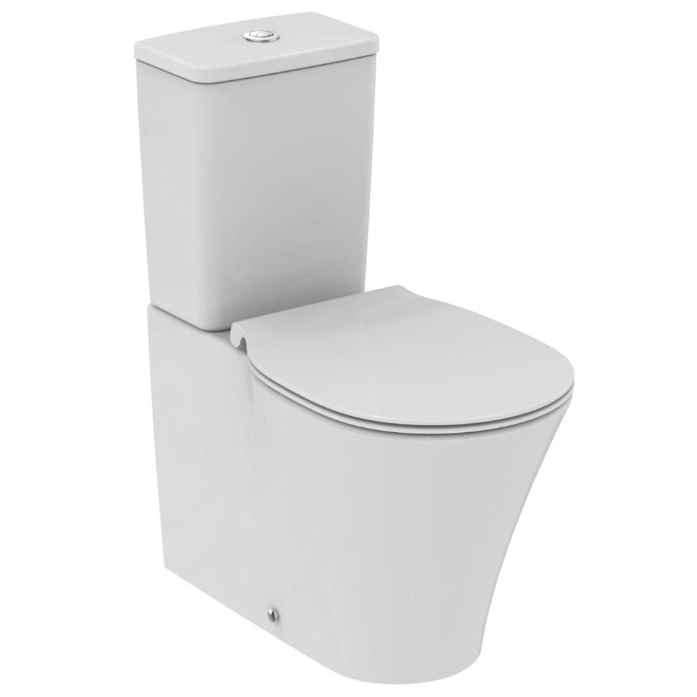 Ideal Standard Concept Air Cube AquaBlade Back to Wall Close Coupled Toilet