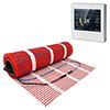 Caldo Underfloor Heating Mat w. Digital Programmable Timerstat Bundle profile small image view 1