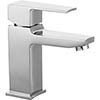Hudson Reed Camber Mono Basin Mixer with Push Button Waste - CAM305 profile small image view 1