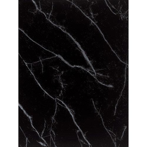 BCT Tiles - 12 Carrara Black Wall Gloss Tiles - 248x331mm - CAN33191 Large Image