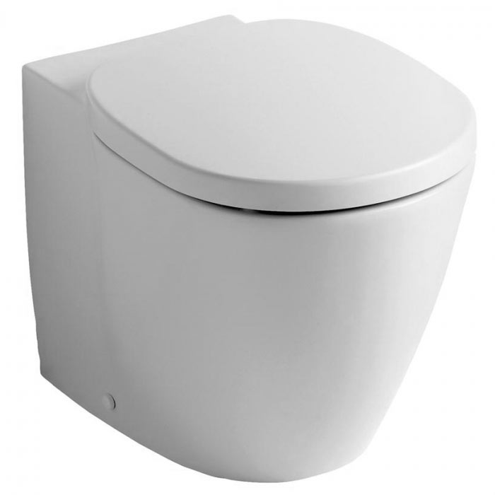 Ideal Standard Concept AquaBlade Back to Wall Toilet