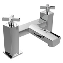 Bristan Cascade Bath Filler Medium Image