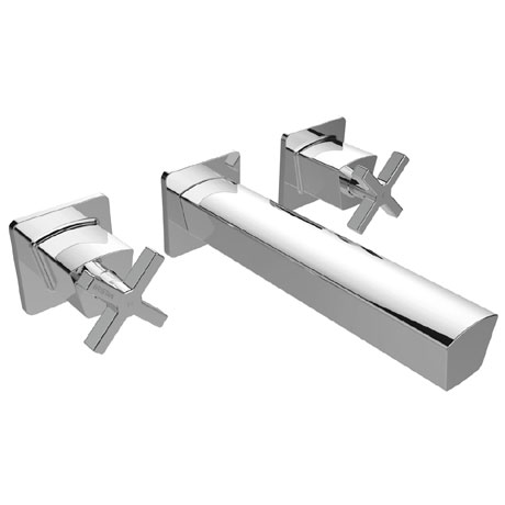 Bristan Cascade Wall Mounted Basin Mixer