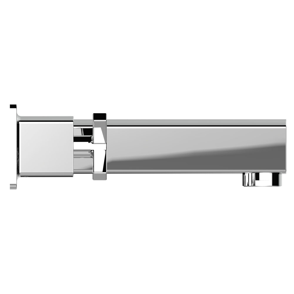 Bristan Cascade Wall Mounted Bath Filler profile large image view 2