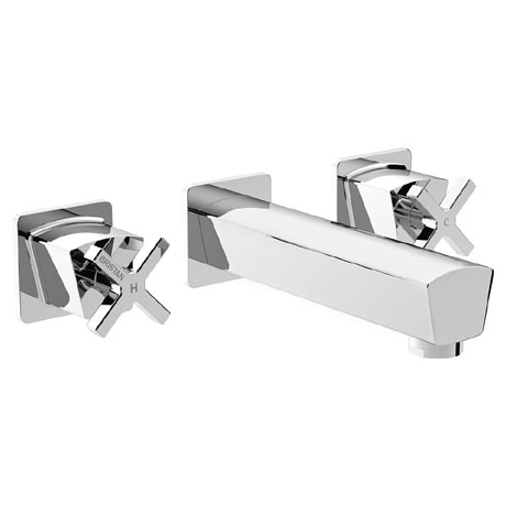 Bristan Cascade Wall Mounted Bath Filler