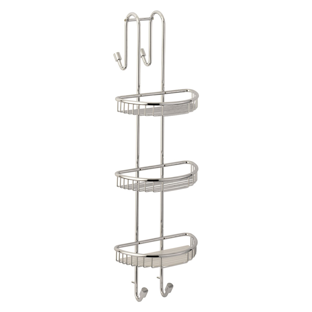 Roper Rhodes Sigma Three Shelf Shower Caddy - CB70.02 profile large image view 1