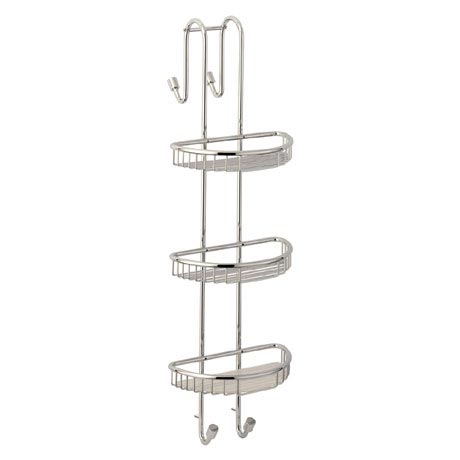 Roper Rhodes Sigma Three Shelf Shower Caddy - CB70.02