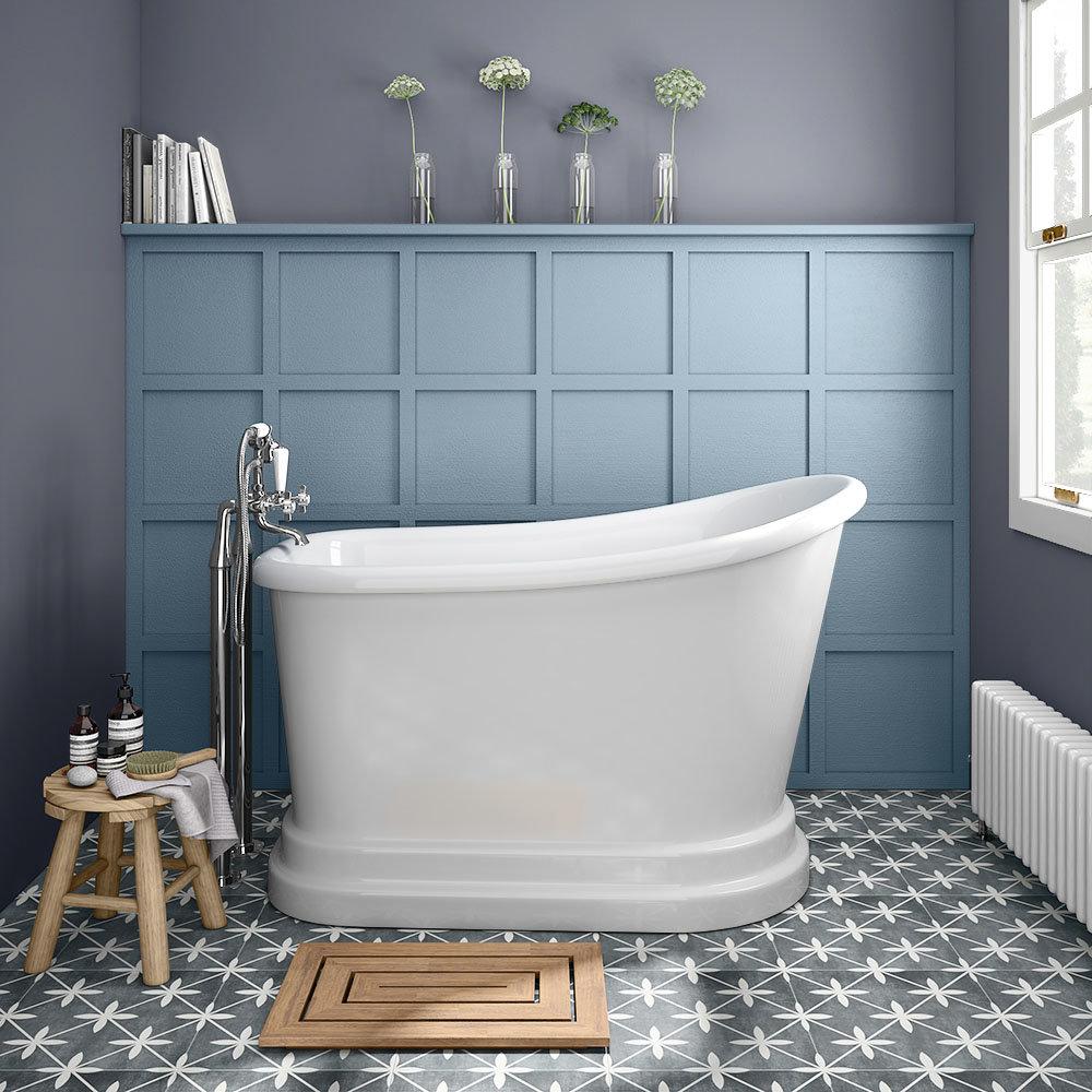 Chatsworth 1300 Short Roll Top Bath