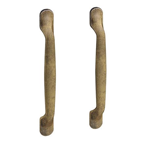 2 x Chatsworth Brass Additional Handles