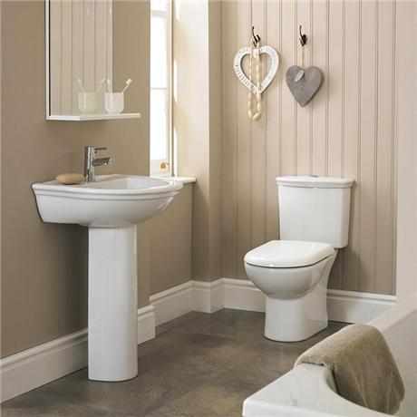 Premier barmby 4 piece bathroom suite cbr001 at for 4 piece bathroom ideas