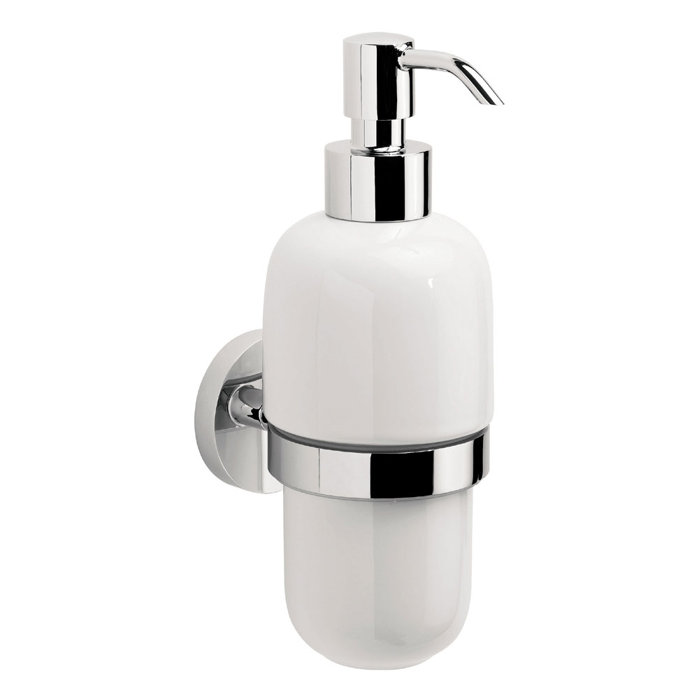 Crosswater - Central Ceramic Soap Dispenser - CE011C Large Image