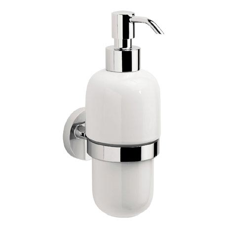 Crosswater - Central Ceramic Soap Dispenser - CE011C