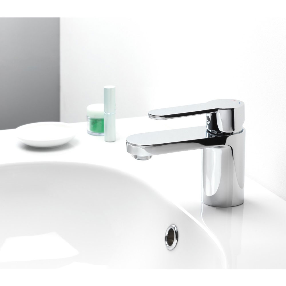Crosswater - Central Monobloc Basin Mixer Tap - CE110DNC profile large image view 3