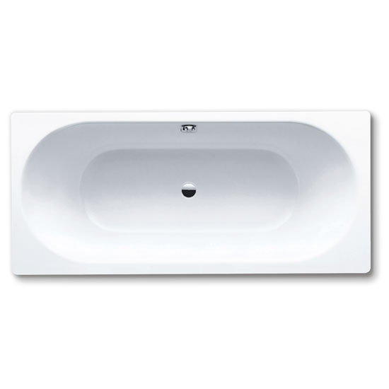 Kaldewei - Centro Duo Steel Bath with Leg Set Large Image