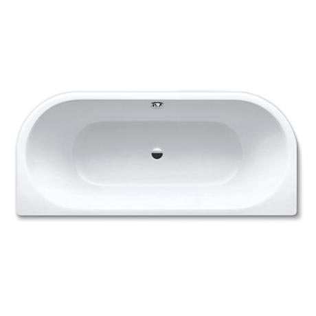 Kaldewei - Centro Duo 2 Steel Bath with Leg Set - No Tap Hole