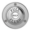 Chatsworth Traditional Dual Flush Button Small Image