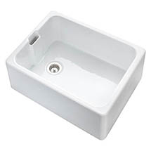 Rangemaster Farmhouse Belfast Ceramic Kitchen Sink