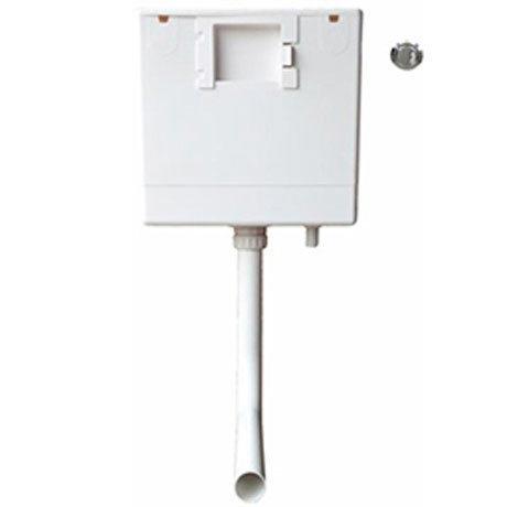 Heritage Caversham Dual Flush Push Button Concealed Cistern - CFC32