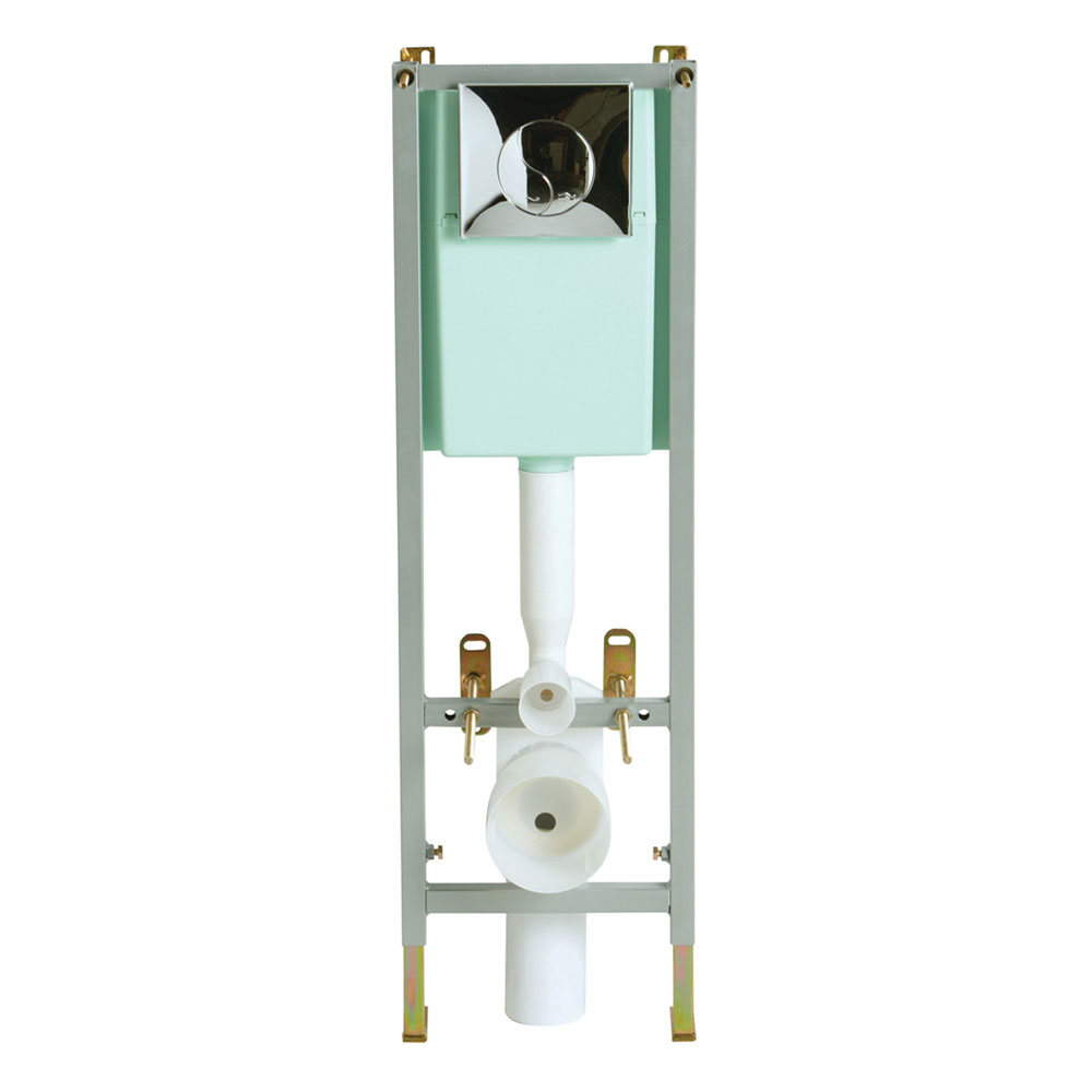 Heritage - Front Access Wall Hung WC Frame & Concealed Cistern - CFC33 Large Image