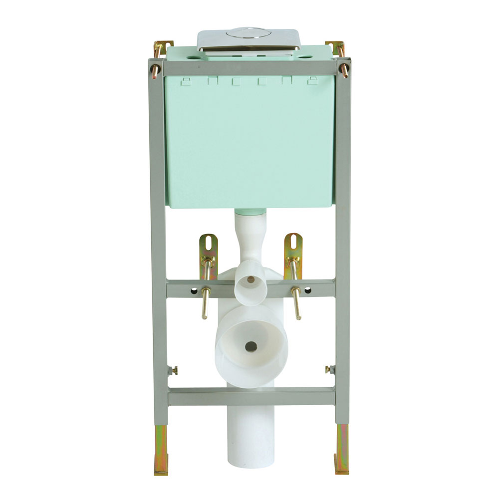 Heritage - Top Access Wall Hung WC Frame & Concealed Cistern - CFC34 Large Image