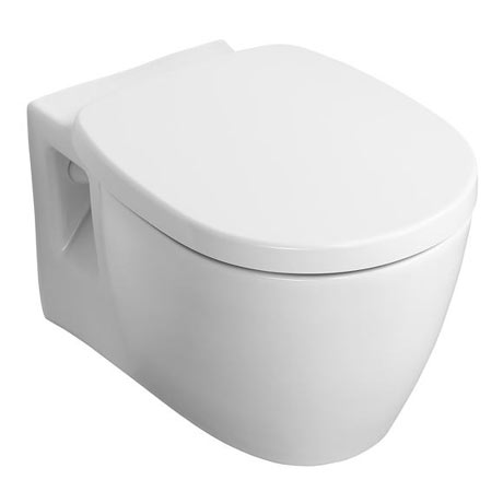Ideal Standard Concept Freedom Raised Height Wall Hung Toilet